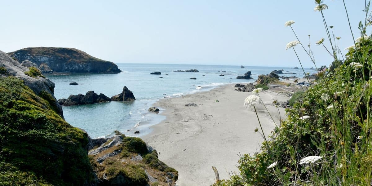 Summer is the perfect time to explore the beaches in Oregon.