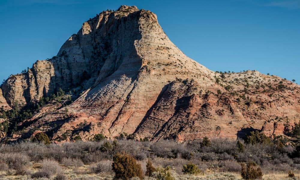 Explore the Kolob Terrace area of Zion in the summer for a respite from the crowds and heat.