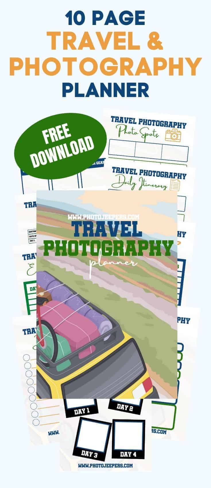 10-page-travel-photography-planner