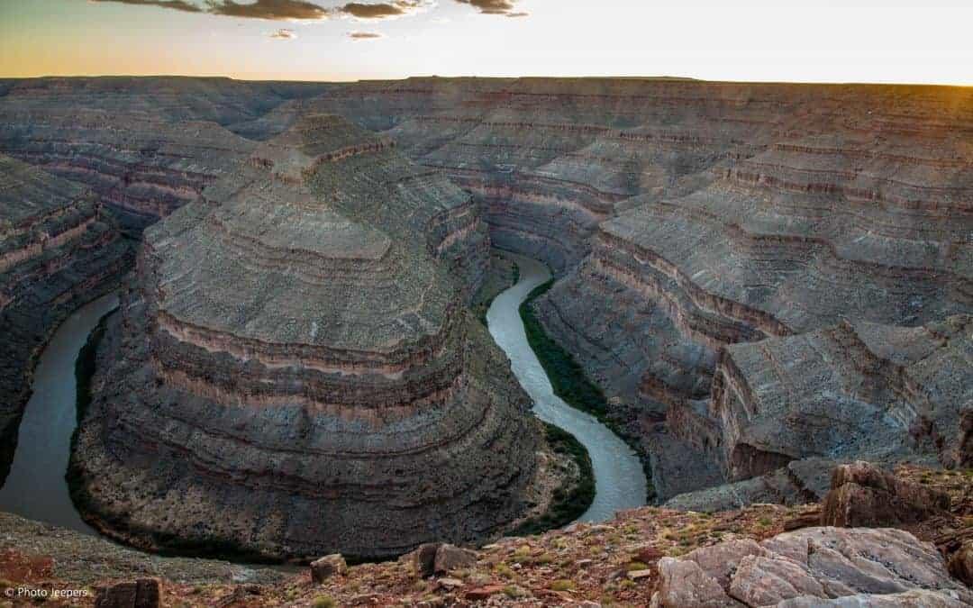Visit Utah State Parks: Goosenecks State Park