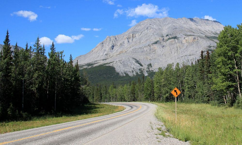 The Alaska Highway is a unique summer road trip destination.