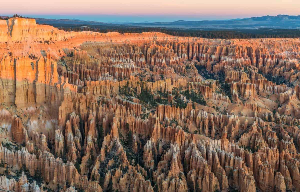 Bryce Canyon sunrise is must-do Utah experience.
