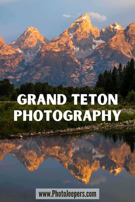 Grand Teton Photography