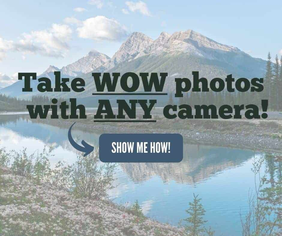 take wow photos with any camera