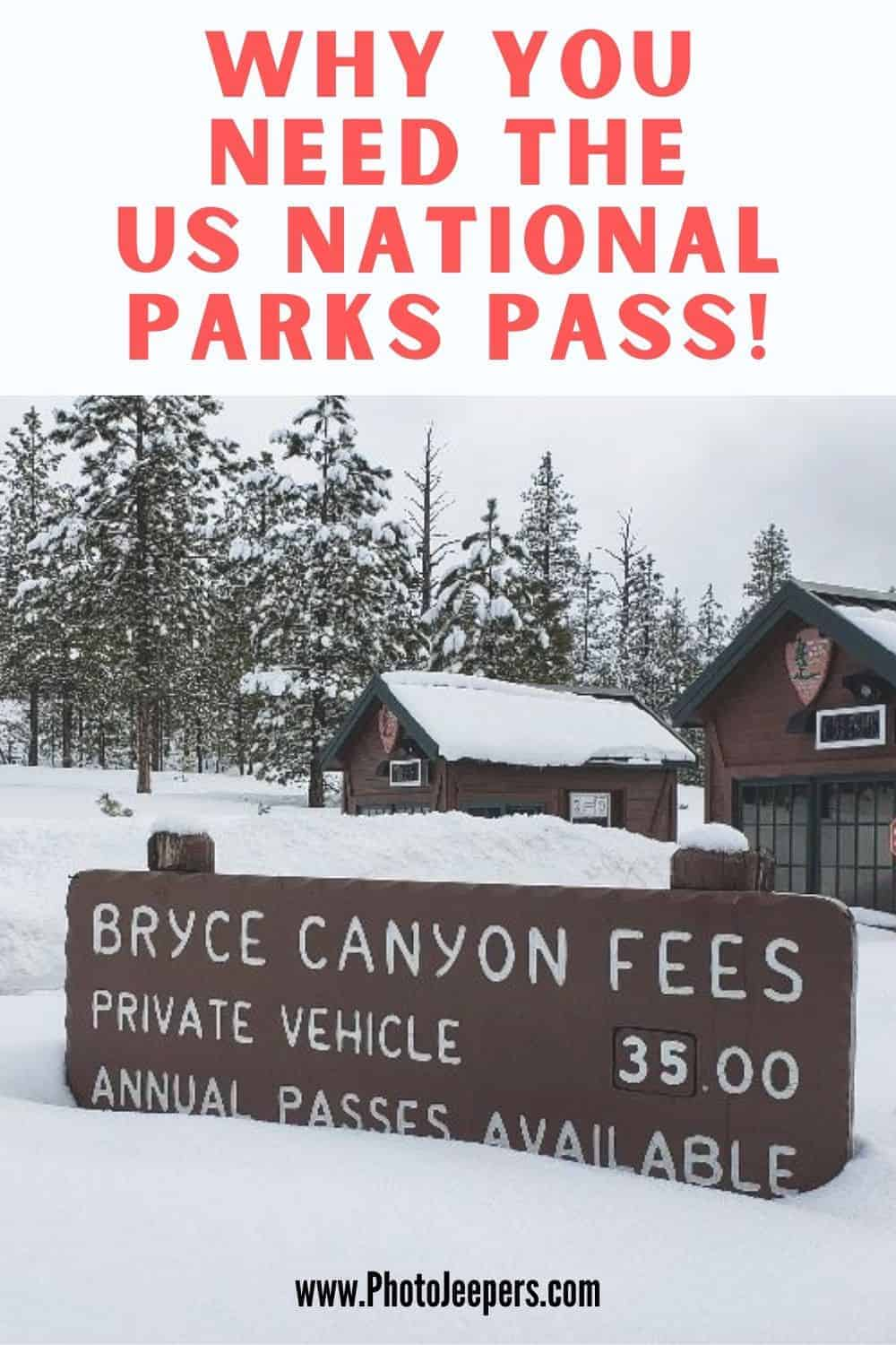 why you need a national park pass
