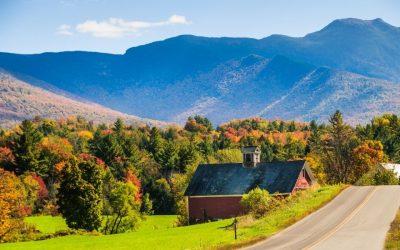 US Fall Vacation Ideas