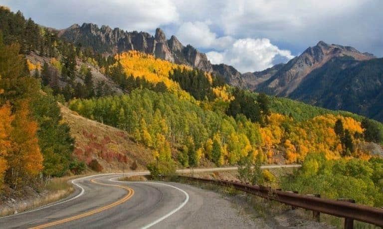 US Fall Road Trip Destinations