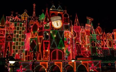 Disneyland at Christmas: What to See, Do and Eat