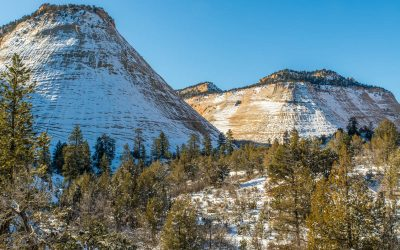 Visiting Utah National Parks in the Winter