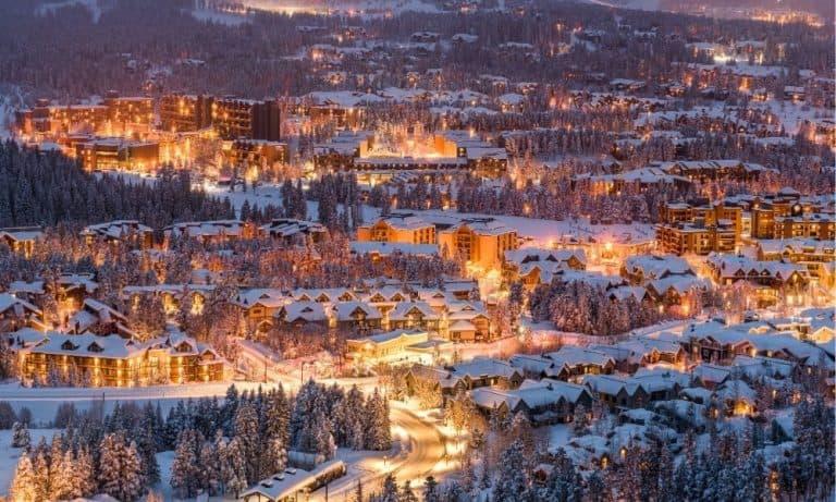 List of the Best USA Winter Destinations