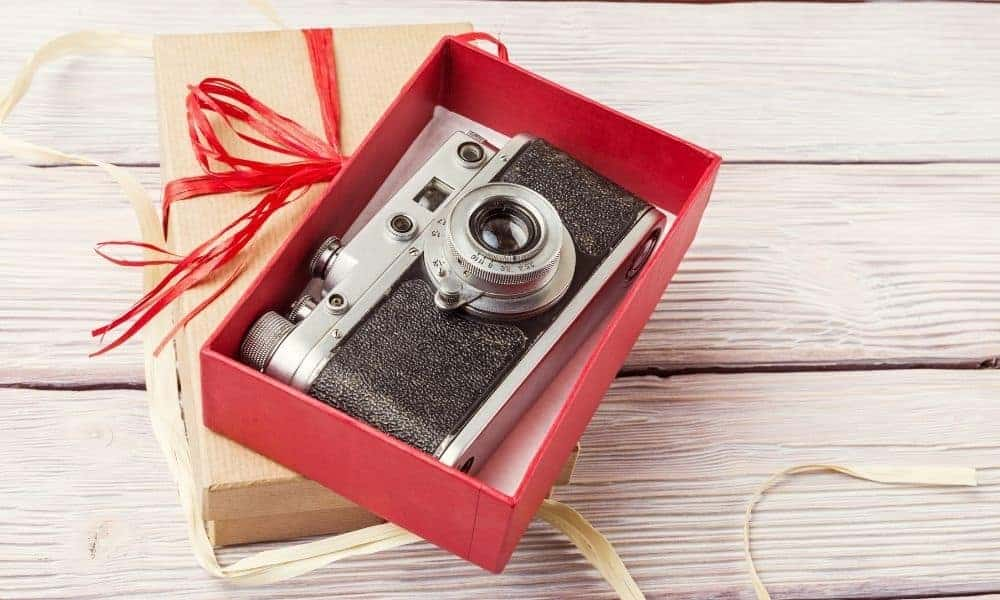 Photography Themed Gifts at Amazon and Etsy