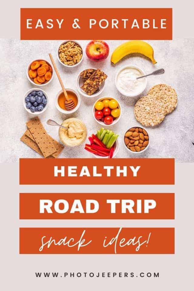 road trip snack ideas