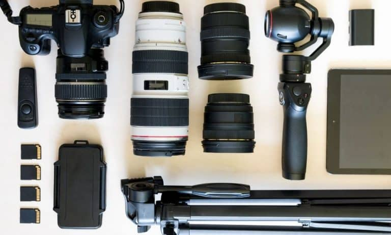 Must Have List of Travel Photography Gear