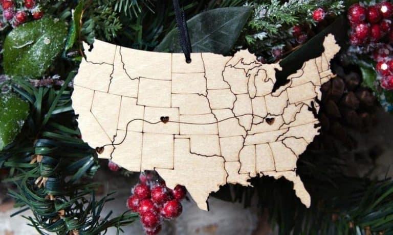 Travel Christmas Ornaments Are Terrific Vacation Keepsakes