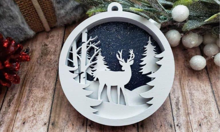 Wildlife Christmas Ornaments are Fun Travel Keepsakes