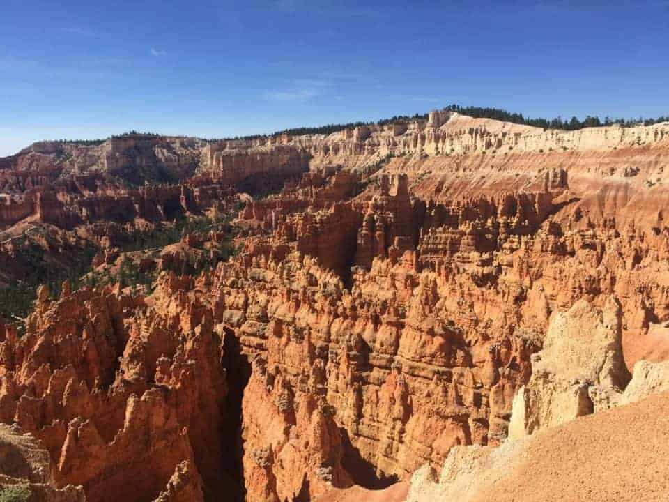 Bryce Canyon National Park in March