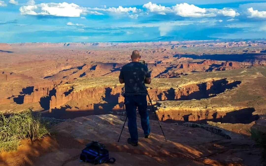 photographer Canyonlands: photograph the things you love