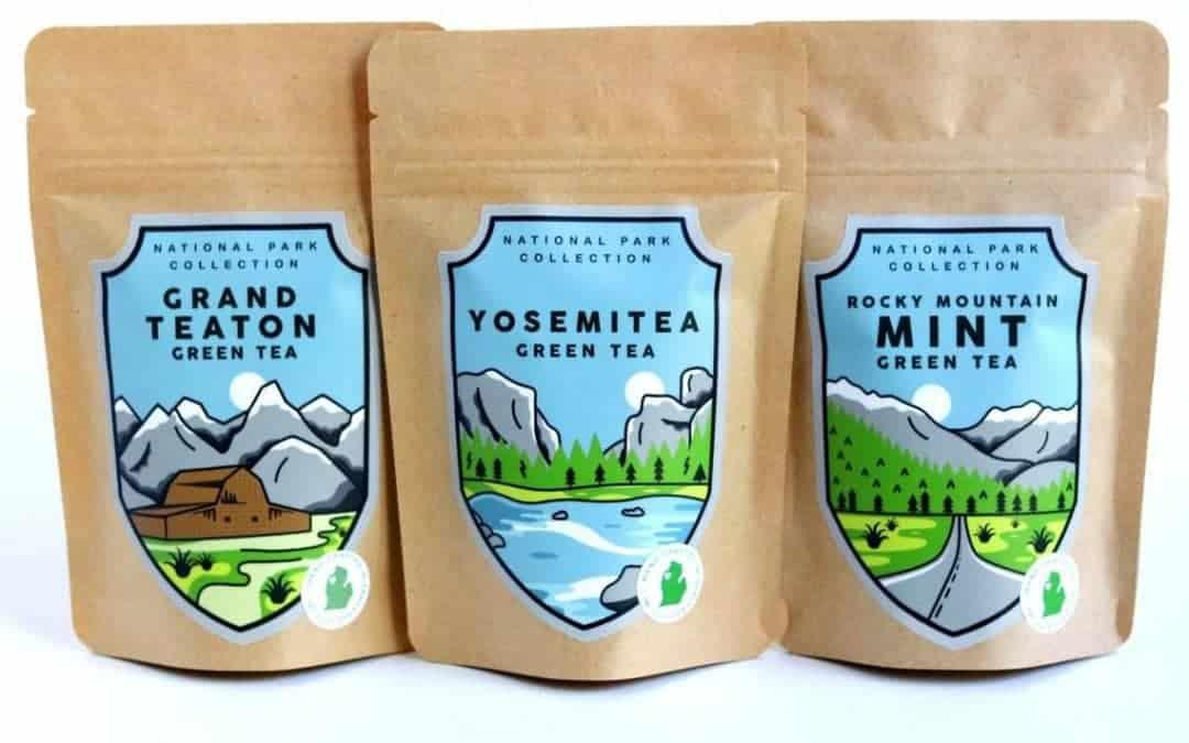 national park tea collection