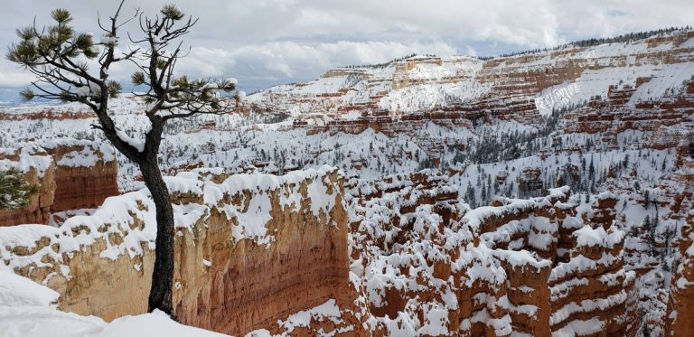 Visiting Bryce Canyon National Park in January
