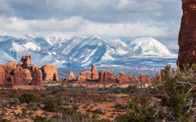 Visiting Arches National Park in January