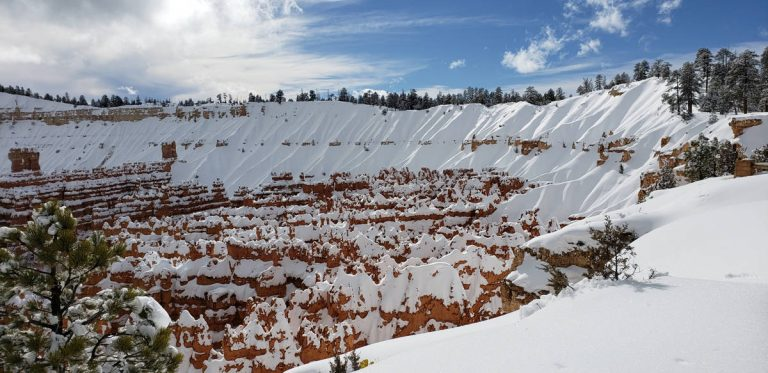 Visiting Bryce Canyon National Park in February