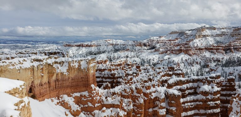 Visiting Bryce Canyon National Park in March