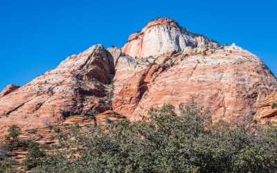 Visiting Zion National Park in February