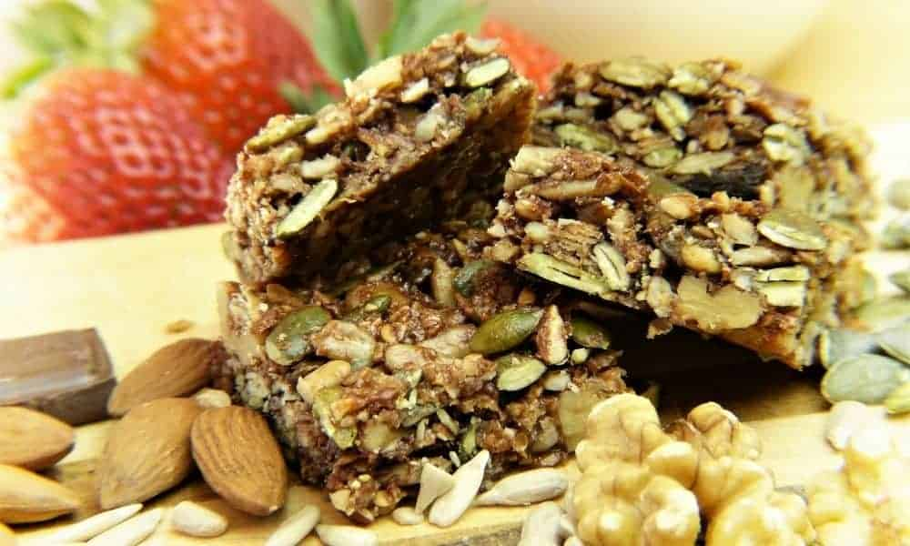20 Best Healthy Travel Snack Recipes