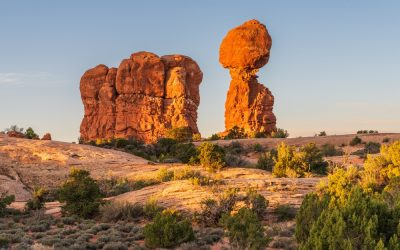 Arches National Park Summer Vacation