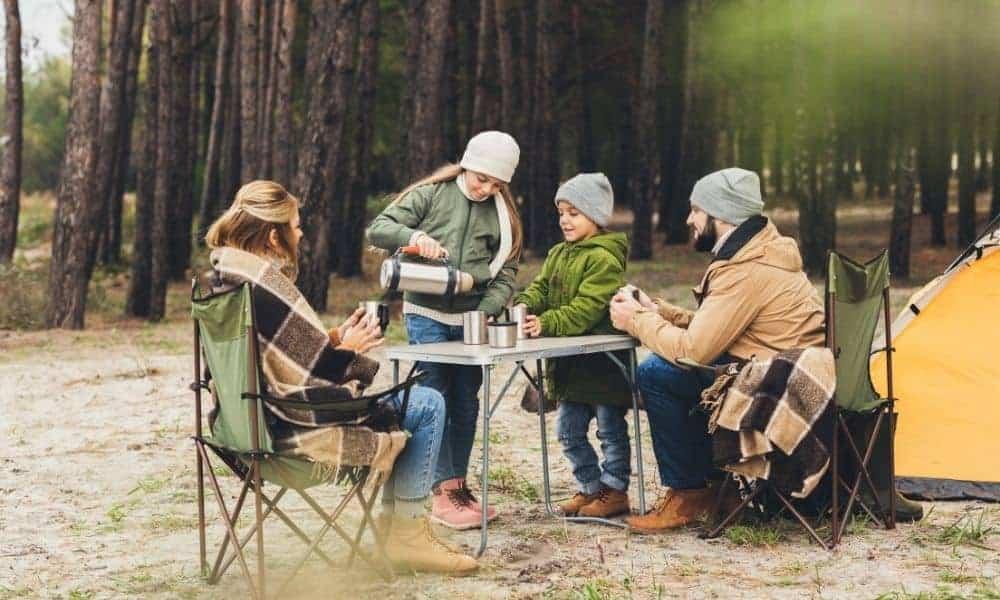 Bryce Canyon National Park camping: family camping