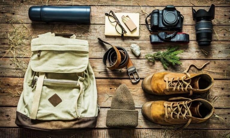 Spring Packing List for National Parks
