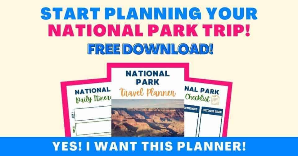 National Park Planner free download
