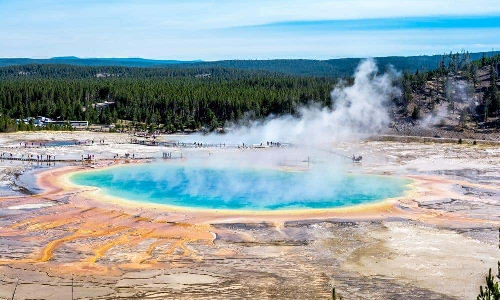 Yellowstone Summer Tours