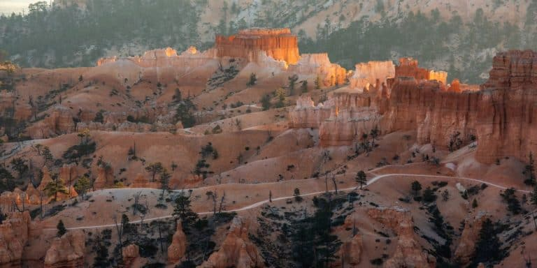 Visiting Bryce Canyon in April