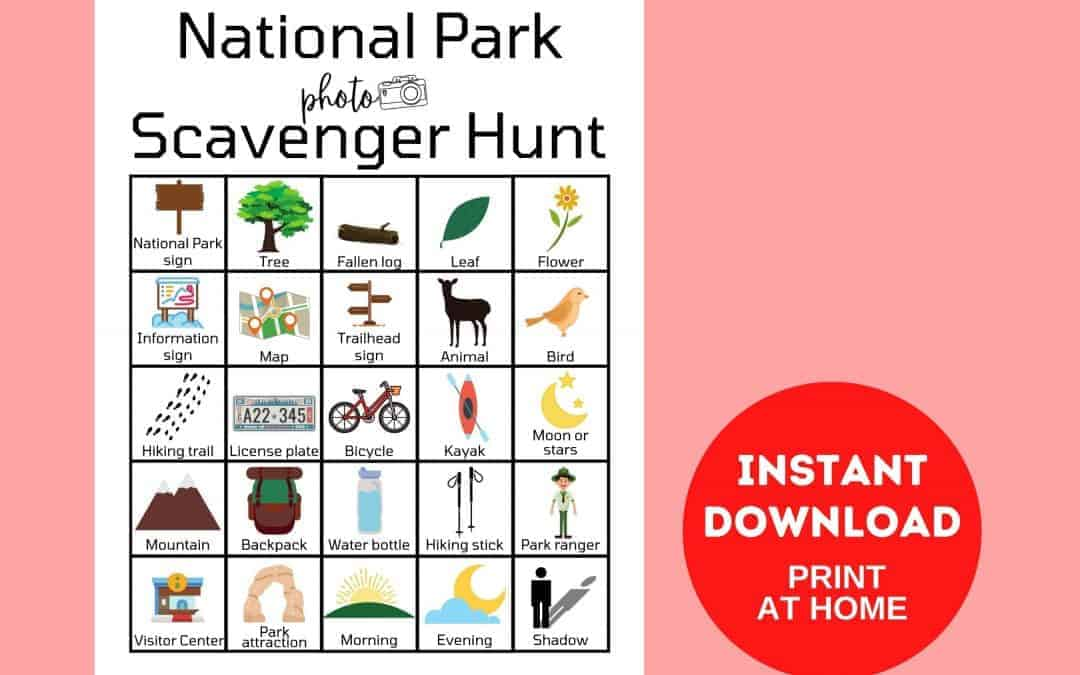 national park photo challenge