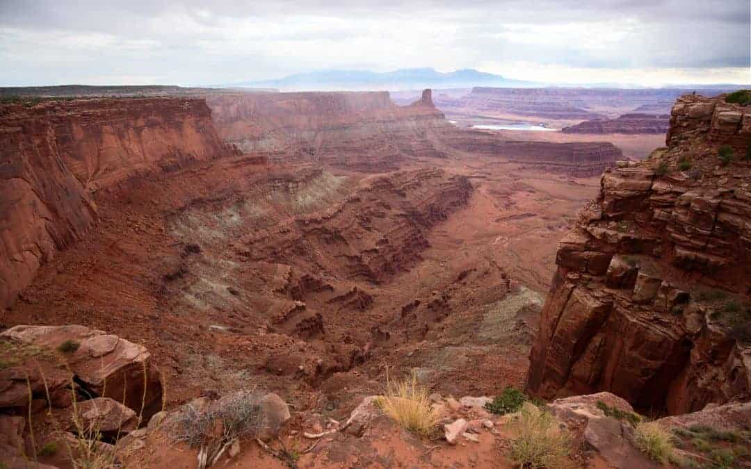 Canyonlands Island in the Sky View