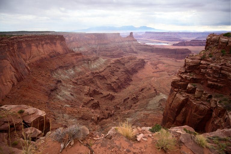 Visiting Canyonlands Island in the Sky Visitor Center