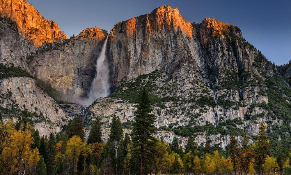 Yosemite national park Califorrnia