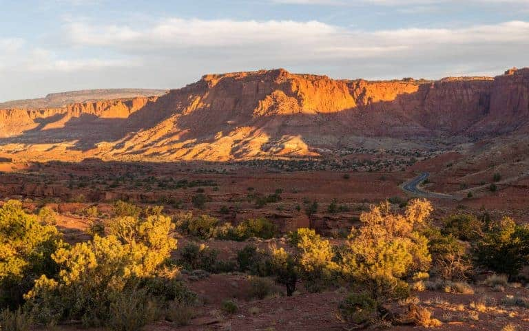 Places to Stay at Capitol Reef National Park
