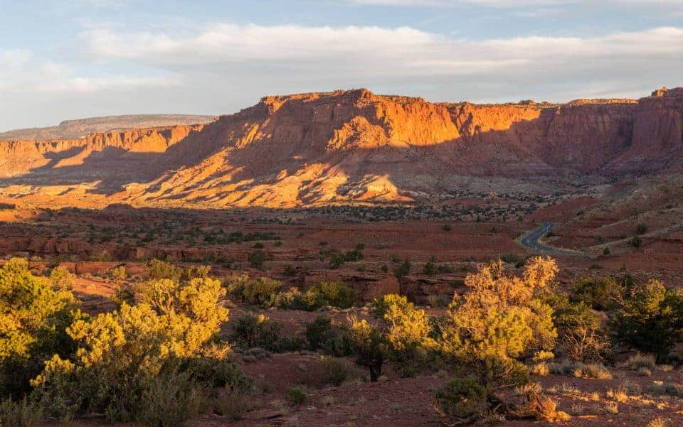 Panorama Point Capitol Reef