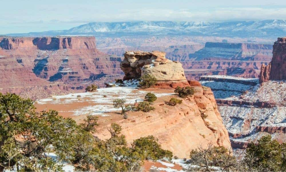Best Time to Visit Canyonlands National Park