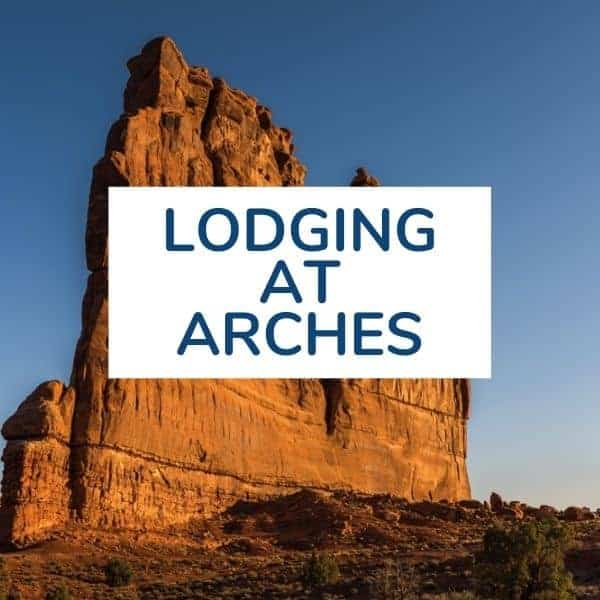 lodging at arches