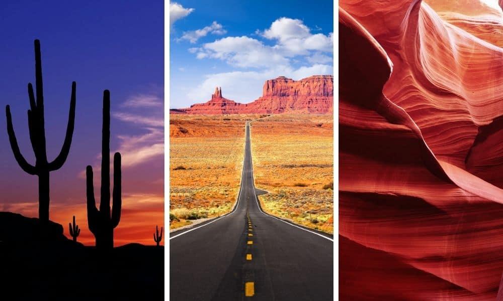 southwest us vacation ideas