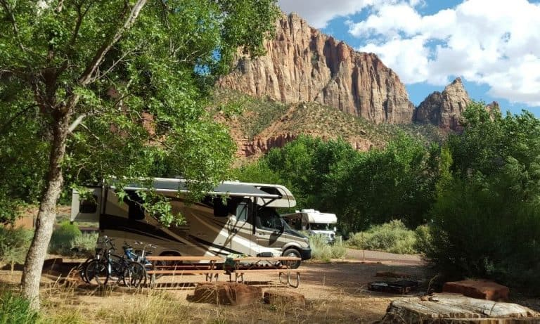 Places to Stay at Zion National Park
