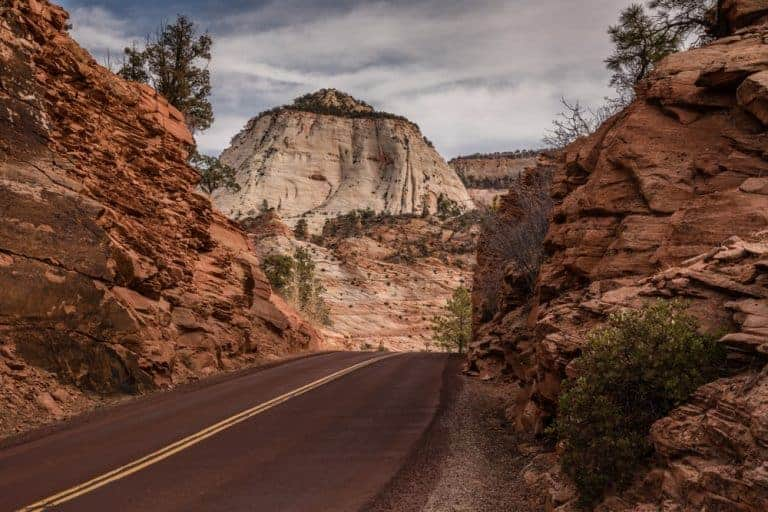 Four Zion National Park Scenic Drives