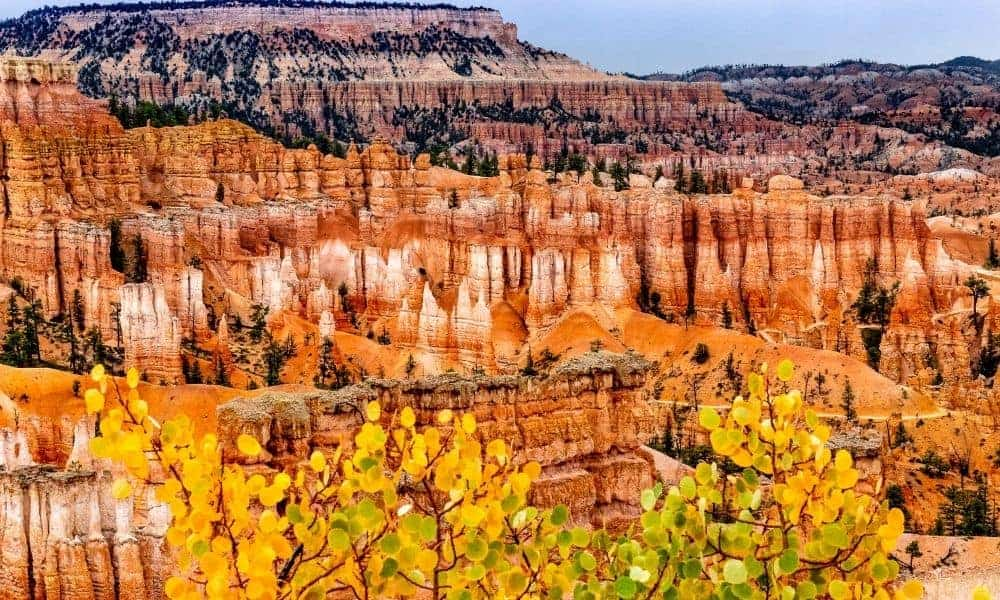 Visiting Bryce Canyon in October