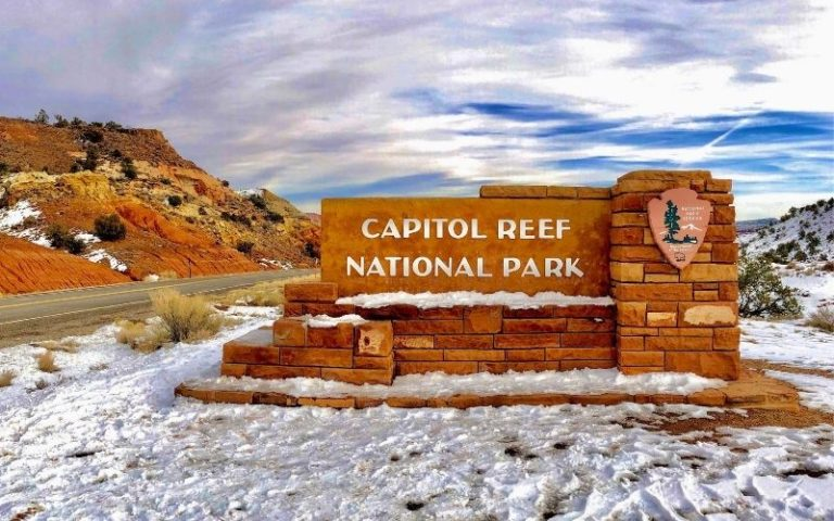 What to Expect at Capitol Reef National Park in December