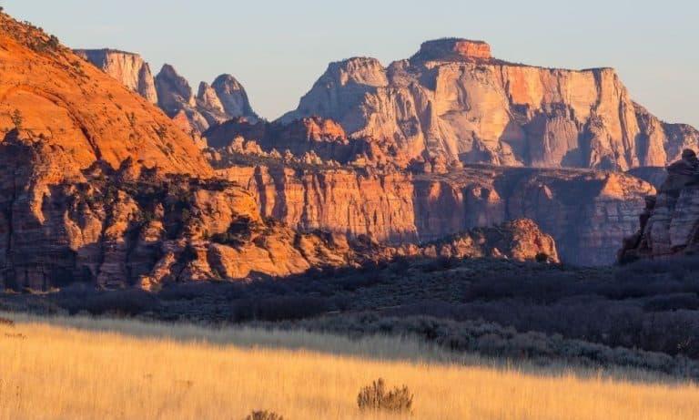 Visiting Zion National Park in November