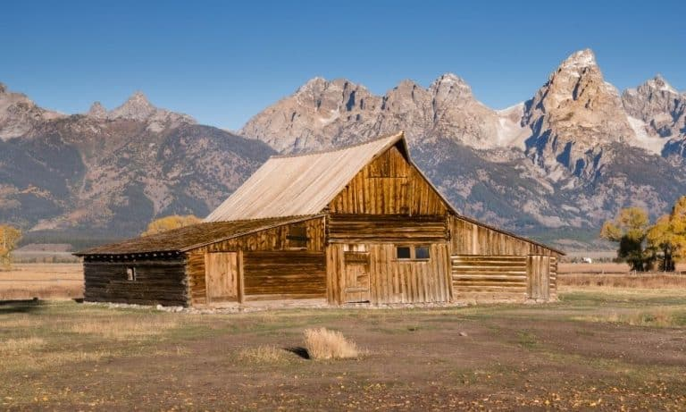 Visiting Grand Teton in November