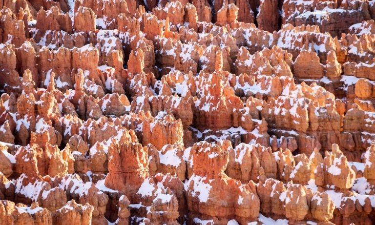 Visiting Bryce Canyon in December